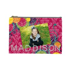 Madison By Brittany   Cosmetic Bag (large)   U0w9gz73emyz   Www Artscow Com Front