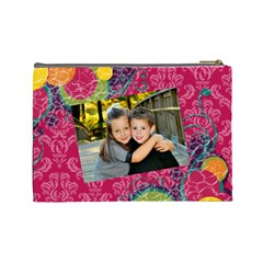 Madison By Brittany   Cosmetic Bag (large)   U0w9gz73emyz   Www Artscow Com Back