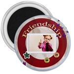 friendship - 3  Magnet