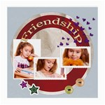 friendship - Medium Glasses Cloth (2 Sides)