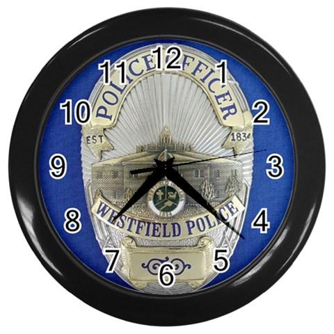 Wpd Clock By Deedee Rushforth   Wall Clock (black)   85exn1iekhx6   Www Artscow Com Front