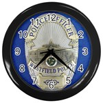 WPD Clock - Wall Clock (Black)
