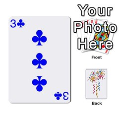 Jack Hanabi W/ Regular Deck Symbols By Adam Kunsemiller   Playing Cards 54 Designs   O8ene6vy7nso   Www Artscow Com Front - DiamondJ