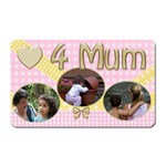 Love for mum Magnet - Magnet (Rectangular)