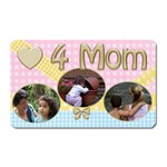 Love for Mom Magnet - Magnet (Rectangular)