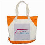 Square Root of all Evil Accent Tote Bag