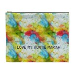 mariah bag - Cosmetic Bag (XL)