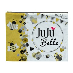 Bee Ju Tiful By Wonder Smith   Cosmetic Bag (xl)   Qt8psrme9nvv   Www Artscow Com Front