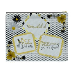 Bee Ju Tiful By Wonder Smith   Cosmetic Bag (xl)   Qt8psrme9nvv   Www Artscow Com Back