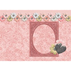 3d Amore Love Card 1 By Lisa Minor   Love Bottom 3d Greeting Card (7x5)   Pud3vgtw2oj7   Www Artscow Com Front