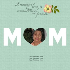 Mom 3d Card (8x4): Mom 1 By Jennyl   Mom 3d Greeting Card (8x4)   Vf8pgyfr898g   Www Artscow Com Inside