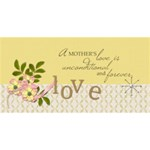 MOM 3D Card (8x4): Mom 5 - MOM 3D Greeting Card (8x4)