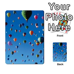 Ballooncup By Joanna   Multi Purpose Cards (rectangle)   Ih0y4aoq9shs   Www Artscow Com Front 3