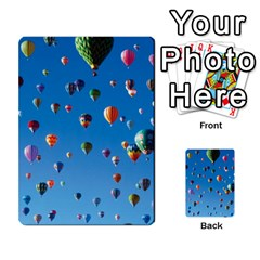 Ballooncup By Joanna   Multi Purpose Cards (rectangle)   Ih0y4aoq9shs   Www Artscow Com Front 45