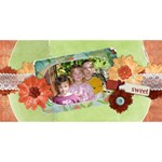 3D Mom Card, Sweet Spring & Love - MOM 3D Greeting Card (8x4)