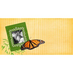 3d Mom Card, Spring & Butterflies By Mikki   Mom 3d Greeting Card (8x4)   7d8quv6rku65   Www Artscow Com Back