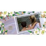 No1 MOM 3D Card - #1 MOM 3D Greeting Cards (8x4)