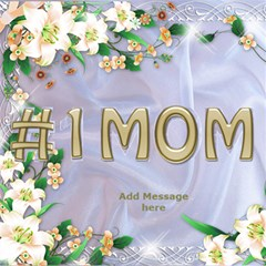 No1 Mom 3d Card By Deborah   #1 Mom 3d Greeting Cards (8x4)   5jz8v3hcxhcy   Www Artscow Com Inside