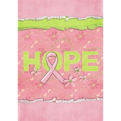 Hope 3d Card, Breast Cancer Awareness By Mikki   Hope 3d Greeting Card (7x5)   N2u1r8d2crq1   Www Artscow Com Inside