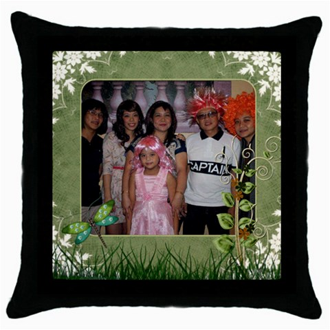 Mhelanpillow10 By Bernadette Simon Villaverde   Throw Pillow Case (black)   0k4rvbgfv6mq   Www Artscow Com Front