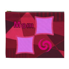 I Love You Mom Xl Cosmetic Bag By Birkie   Cosmetic Bag (xl)   Kpb6gprkqbb7   Www Artscow Com Front