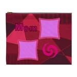 I Love You Mom XL Cosmetic Bag - Cosmetic Bag (XL)