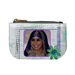 Seraphina  Mini Coin Purse 2 By Catvinnat   Mini Coin Purse   V71db15wz9b8   Www Artscow Com Front
