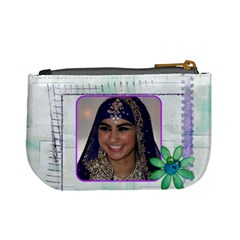 Seraphina  Mini Coin Purse 2 By Catvinnat   Mini Coin Purse   V71db15wz9b8   Www Artscow Com Back