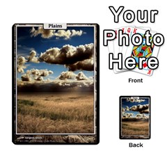 Plains   Swamp By Frank Ranallo   Multi Purpose Cards (rectangle)   Cklxezhbs6zm   Www Artscow Com Front 6