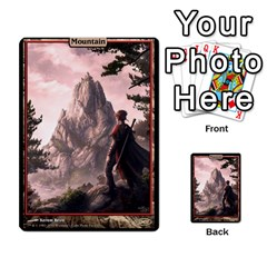 Swamp   Mountain By Frank Ranallo   Multi Purpose Cards (rectangle)   Vdy3t25v8yzx   Www Artscow Com Front 48