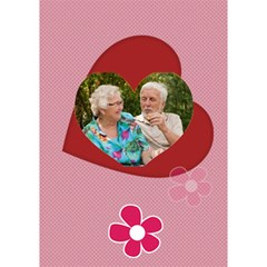 Love By Joely   Heart 3d Greeting Card (7x5)   Ax6lomonu6y3   Www Artscow Com Inside