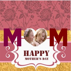 Mom By Joely   Mom 3d Greeting Card (8x4)   Mjx2here1hir   Www Artscow Com Inside