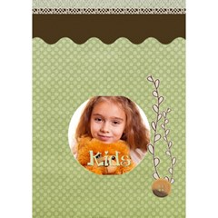 Kids By Joely   Circle Bottom 3d Greeting Card (7x5)   Lw70ki63iyz1   Www Artscow Com Inside