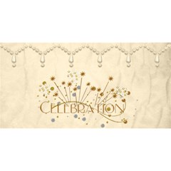 Celebration Happy Birthday 3d Card By Catvinnat   Happy Birthday 3d Greeting Card (8x4)   5l7gr2xnnlmg   Www Artscow Com Front