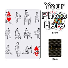 Ace Ruuds Bierspel By Ruudvds   Playing Cards 54 Designs   6c2agwqk1rh6   Www Artscow Com Front - HeartA