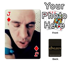 Jack Ruuds Bierspel By Ruudvds   Playing Cards 54 Designs   6c2agwqk1rh6   Www Artscow Com Front - DiamondJ