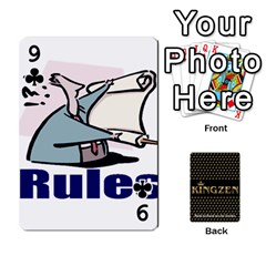 Ruuds Bierspel By Ruudvds   Playing Cards 54 Designs   6c2agwqk1rh6   Www Artscow Com Front - Club9