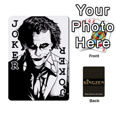Ruuds Bierspel By Ruudvds   Playing Cards 54 Designs   6c2agwqk1rh6   Www Artscow Com Front - Joker1
