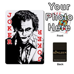 Ruuds Bierspel By Ruudvds   Playing Cards 54 Designs   6c2agwqk1rh6   Www Artscow Com Front - Joker2