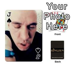 Jack Ruuds Bierspel By Ruudvds   Playing Cards 54 Designs   6c2agwqk1rh6   Www Artscow Com Front - SpadeJ