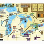 Age of Industry Pnp Expansion - Great Lakes - Canvas 20  x 24