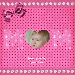 Love You Mom 3d Card By Deborah   Mom 3d Greeting Card (8x4)   N1ef0g3zfxer   Www Artscow Com Inside
