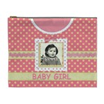 baby Girl - Cosmetic Bag (XL)