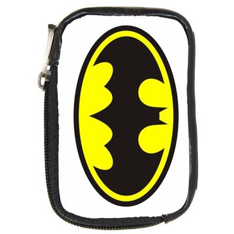 Batman By Adam Holtzapfel   Compact Camera Leather Case   35rheekyfhke   Www Artscow Com Front