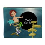 boy bag - Cosmetic Bag (XL)
