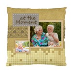 moment - Standard Cushion Case (Two Sides)