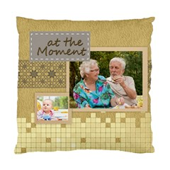 Moment By Joely   Standard Cushion Case (two Sides)   Zx1y5qqqeh98   Www Artscow Com Back