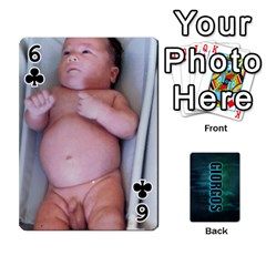 Giorgos Cards By Marka20300   Playing Cards 54 Designs   Uzktoksw37uf   Www Artscow Com Front - Club6