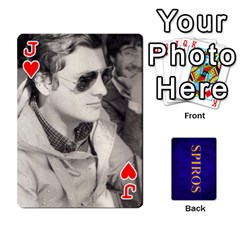 Jack Spiros Cards By Marka20300   Playing Cards 54 Designs   3lnj5g2c0iod   Www Artscow Com Front - HeartJ