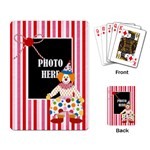 Carnival Playing Cards 1 - Playing Cards Single Design